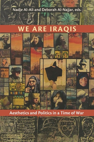 Cover for the book: We Are Iraqis