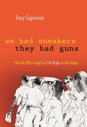 Cover for the book: We Had Sneakers, They Had Guns