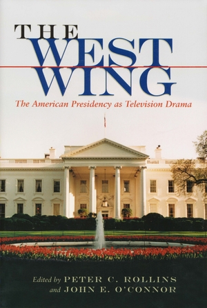 Cover for the book: West Wing, The