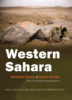 Cover for the book: Western Sahara