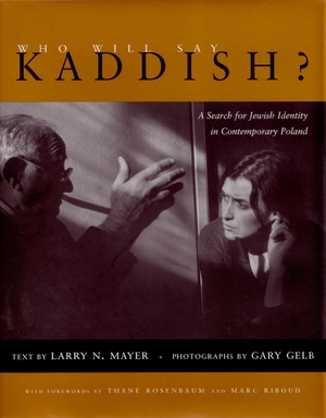 Cover for the book: Who Will Say Kaddish?