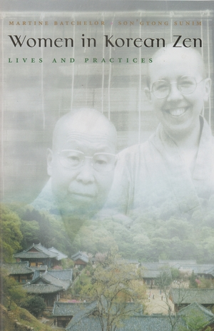 Cover for the book: Women in Korean Zen
