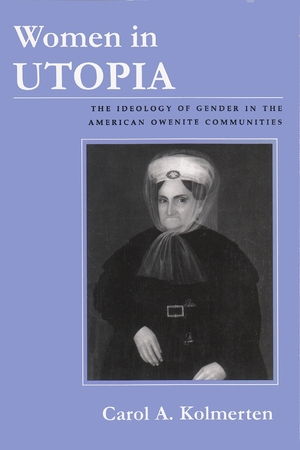 Cover for the book: Women in Utopia