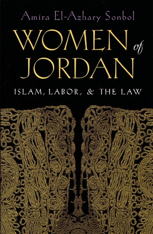Cover for the book: Women of Jordan