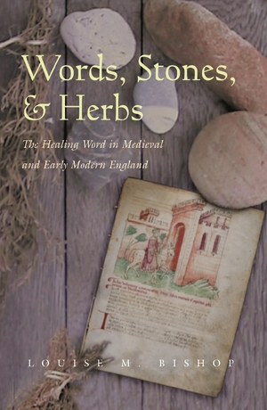 Cover for the book: Words, Stones, and Herbs