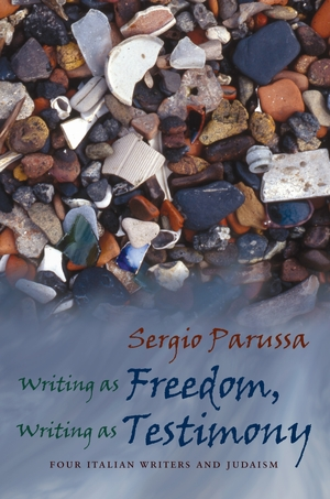 Cover for the book: Writing as Freedom, Writing as Testimony