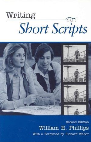 Cover for the book: Writing Short Scripts
