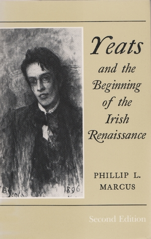 Cover for the book: Yeats and the Beginning of the Irish Renaissance