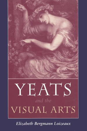 Cover for the book: Yeats and the Visual Arts