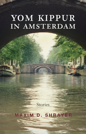 Cover for the book: Yom Kippur in Amsterdam