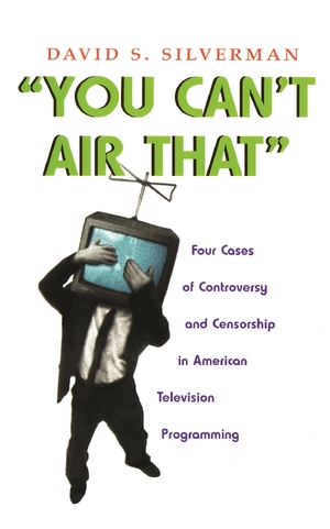 Cover for the book: You Can't Air That