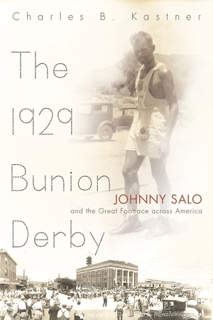 Cover for the book: 1929 Bunion Derby, The