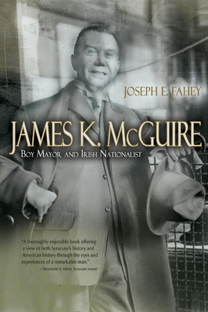 Cover for the book: James K. McGuire