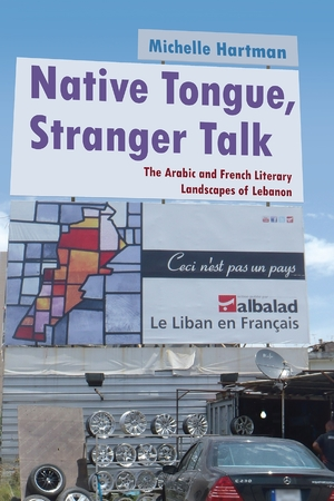Cover for the book: Native Tongue, Stranger Talk