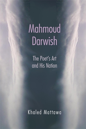 Cover for the book: Mahmoud Darwish