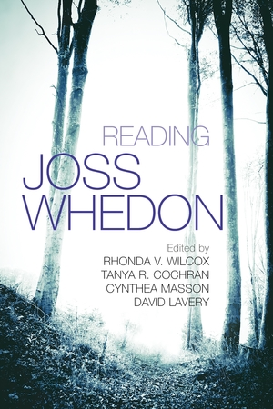 Cover for the book: Reading Joss Whedon