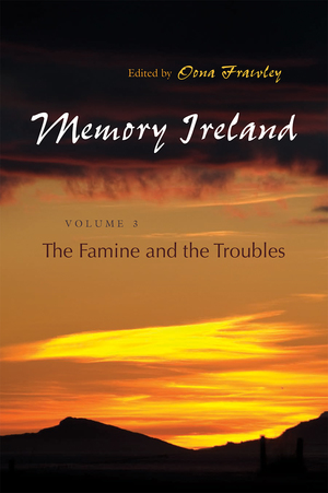 Cover for the book: Memory Ireland