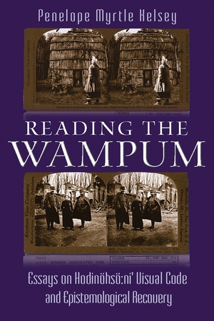 Cover for the book: Reading the Wampum