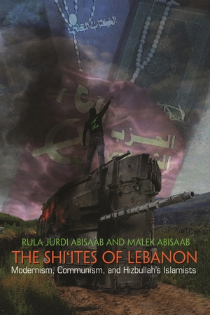 Cover for the book: Shi'ites of Lebanon, The