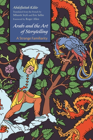 Cover for the book: Arabs and the Art of Storytelling