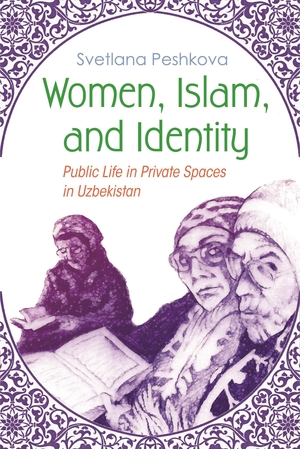 Cover for the book: Women, Islam, and Identity