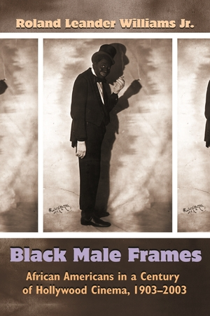Cover for the book: Black Male Frames