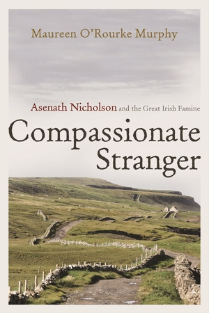 Cover for the book: Compassionate Stranger