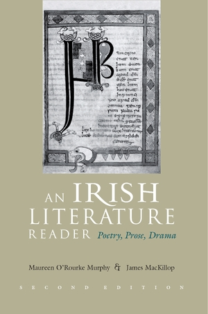 Cover for the book: Irish Literature Reader, An