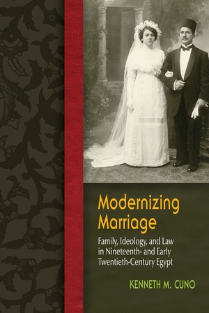 Cover for the book: Modernizing Marriage