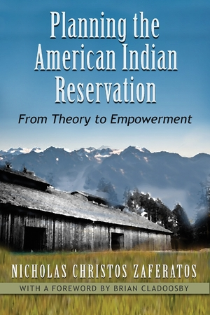 Cover for the book: Planning the American Indian Reservation