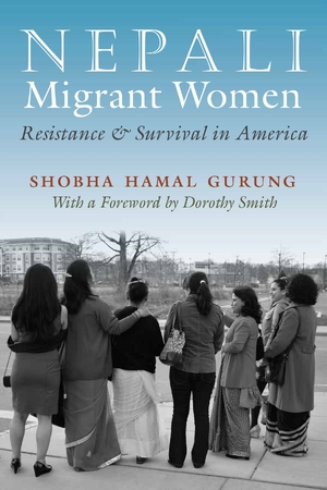 Cover for the book: Nepali Migrant Women