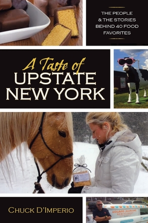 Cover for the book: Taste of Upstate New York, A