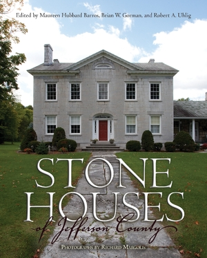 Cover for the book: Stone Houses of Jefferson County