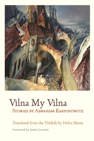 Cover for the book: Vilna My Vilna