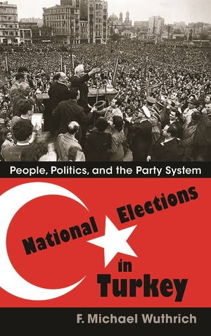 Cover for the book: National Elections in Turkey