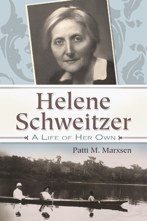 Cover for the book: Helene Schweitzer
