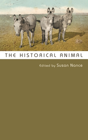 Cover for the book: Historical Animal, The