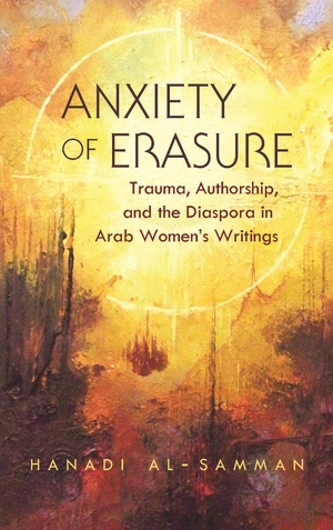 Cover for the book: Anxiety of Erasure