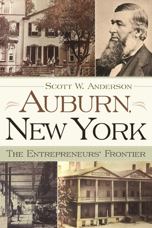 Cover for the book: Auburn, New York