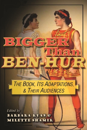 Cover for the book: Bigger than Ben-Hur