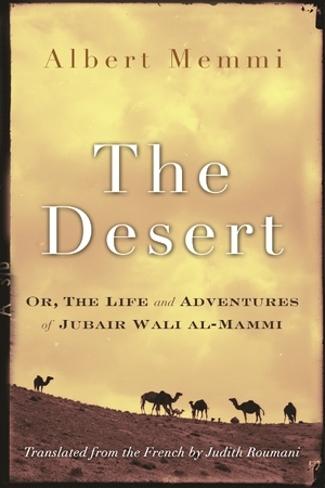 Cover for the book: Desert, The
