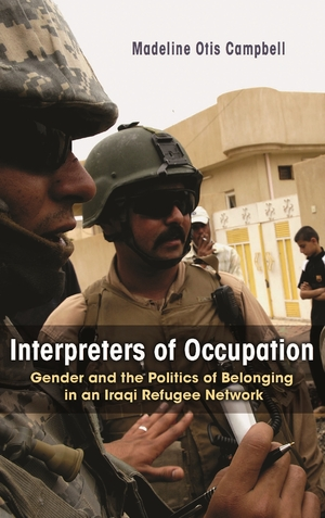 Cover for the book: Interpreters of Occupation