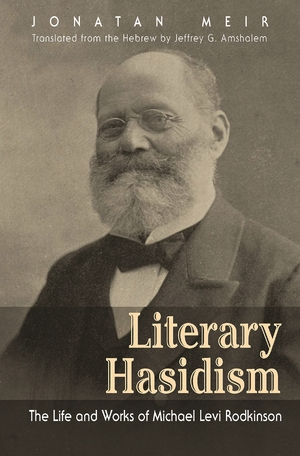 Cover for the book: Literary Hasidism