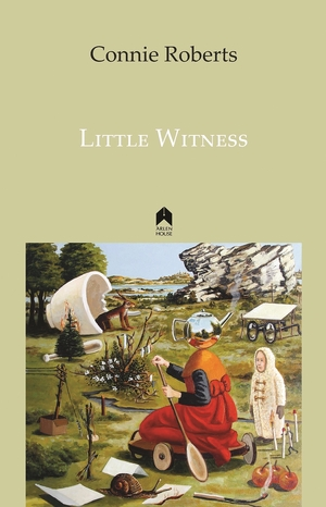 Cover for the book: Little Witness