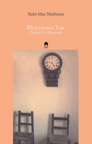 Cover for the book: Duilleoga Tae