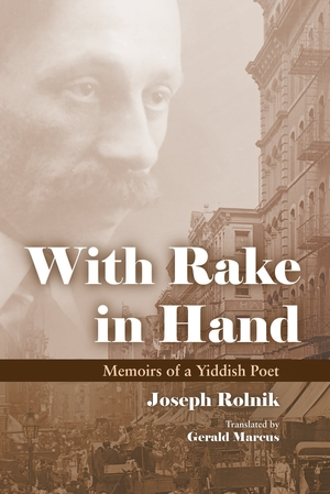 Cover for the book: With Rake in Hand