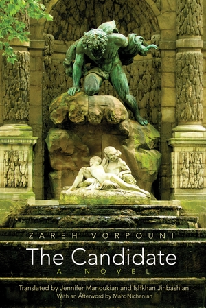 Cover for the book: Candidate, The
