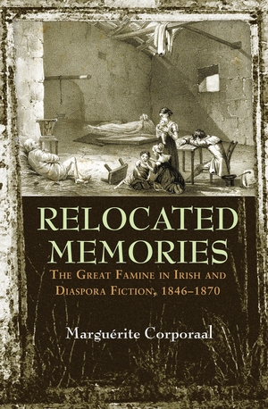 Cover for the book: Relocated Memories