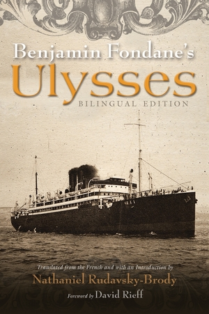 Cover for the book: Benjamin Fondane's Ulysses