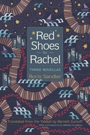 Cover for the book: Red Shoes for Rachel